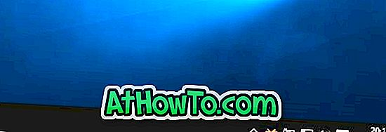 So entfernen Sie Wasserzeichen von Windows 10 Desktop