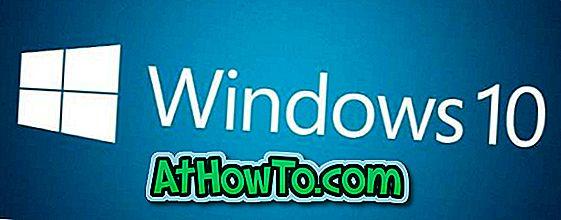 Kuidas luua Windows 10 ISO ESD-st