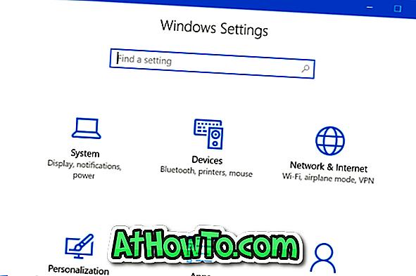 Cum să activați sau să dezactivați setările în Windows 10