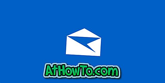 Sådan opdateres eller ændres Email Password i Windows 10 Mail