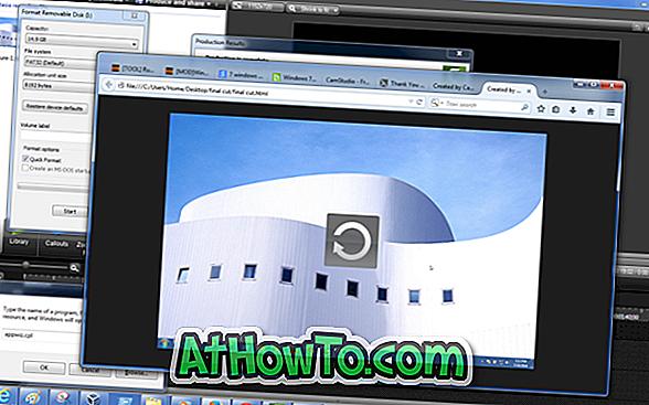 أسرع طريقة لإغلاق جميع البرامج وويندوز باستخدام مفتاح Alt + F4 (دليل الفيديو)