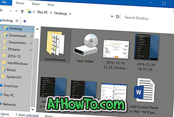 """Kaip pakeisti aplanko fono spalvą """"Windows 10"""""""