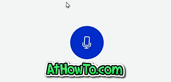Kur Voice Recorder App saglabā failus sistēmā Windows 10