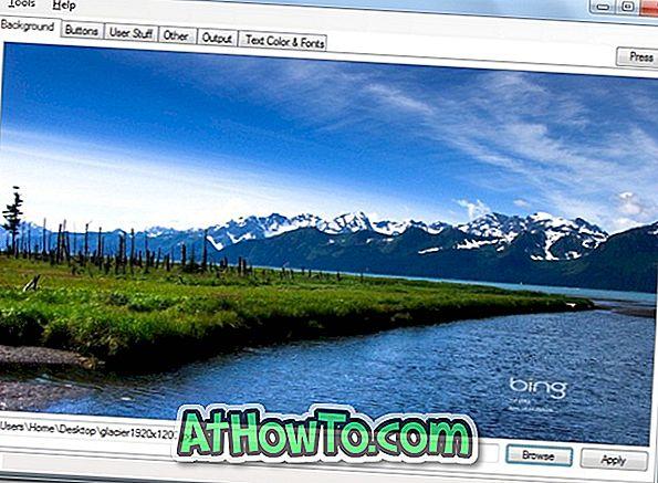 Logon WorkShop: Advanced Logon Screen Tweaker per Windows 7
