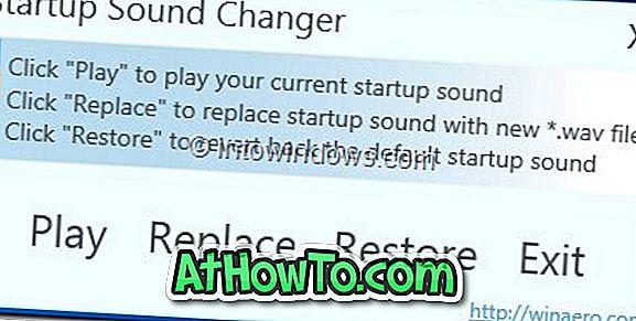 بدء تشغيل مبدل الصوت: تغيير Windows 7 بدء تشغيل الصوت