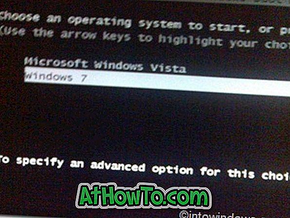 Как да настроите Windows 7 като ваша операционна система по подразбиране в Boot Menu