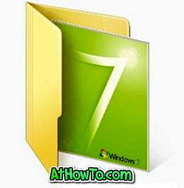 """Hinzufügen der Option """"Als Cover hinzufügen"""" zum Windows 7 Explorer-Kontextmenü, um ein Bild schnell als Ordner-Cover festzulegen"""