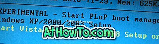 So erstellen Sie ein Multiboot-USB-Flash-Laufwerk mit Windows 7 und XP in nur drei Schritten (Simple Guide)