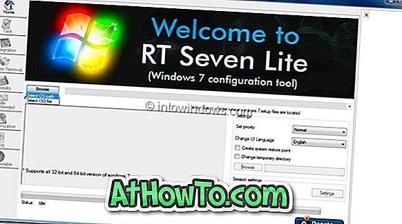 So fügen Sie neue Gadgets, Designs, Hintergrundbilder und Bildschirmschoner in die Windows-ISO-ISO 7-Datei ein