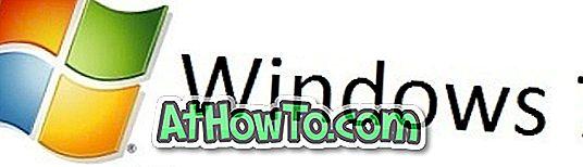 Sådan oprettes System Image Backup i Windows 7