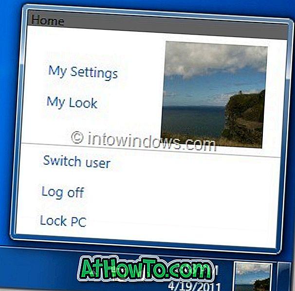 Hogyan állítsunk be egy videofájlt, mint tálcát?
