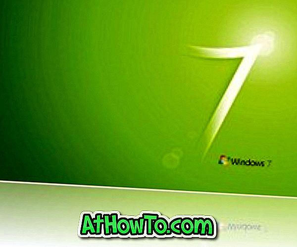 7 enkle ting at gøre efter installation af Windows 7 RTM