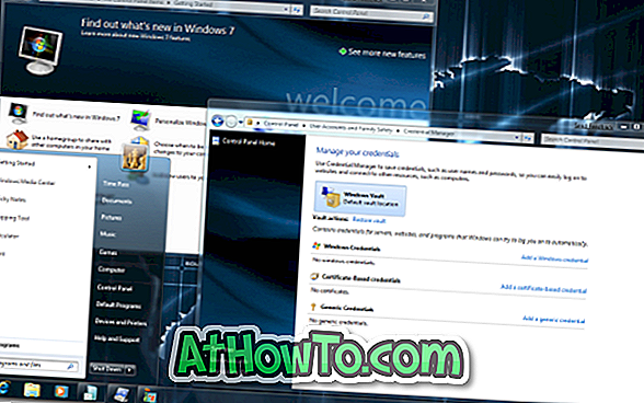 OneWorld Theme til Windows 7 udgivet