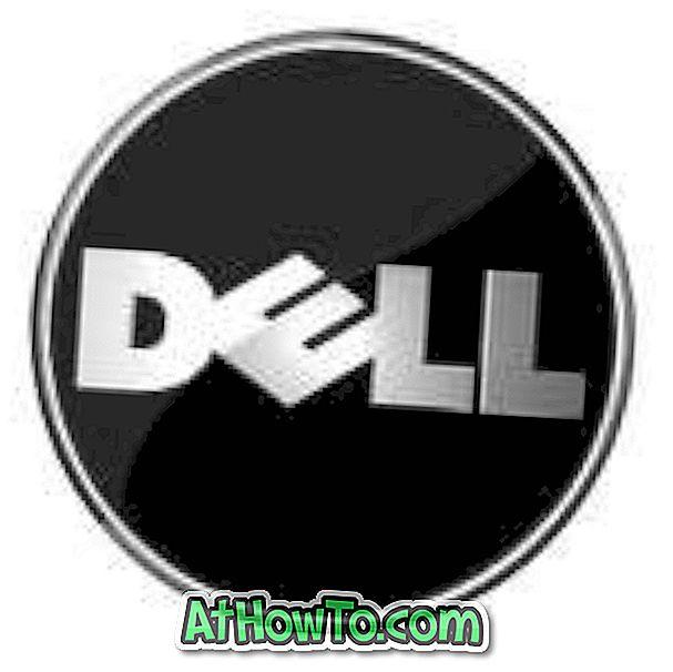 DELL Windows 7 Sürücülerini indirin