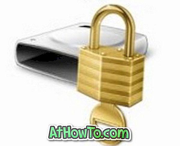 Piekļuve Windows 7 BitLocker aizsargātajam saturam programmā Vista un XP, izmantojot BitLocker To Go Reader