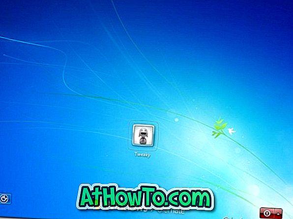 Kā automātiski pieteikties sistēmā Windows 7 (izlaist pieteikšanās ekrānu)