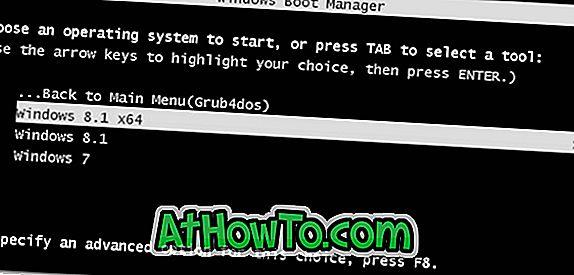 Sådan bruger du WinSetupFromUSB til at oprette multiboot Windows USB