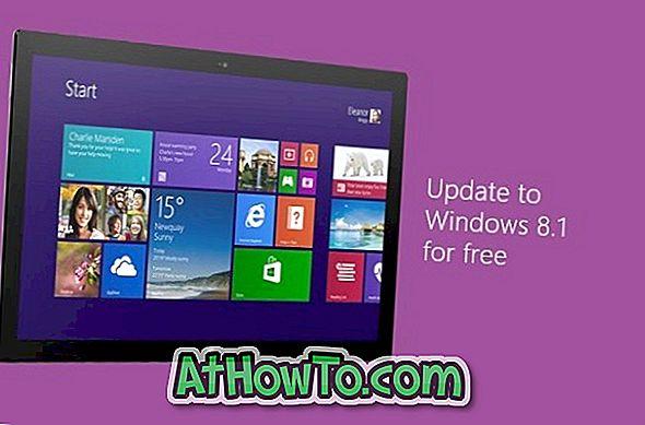 """Kaip atnaujinti """"Windows 8.1"""" iš """"Windows 8"""" nemokamai"""