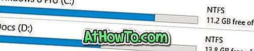 Как да промените писмото на устройството в Windows 10 / 8.1
