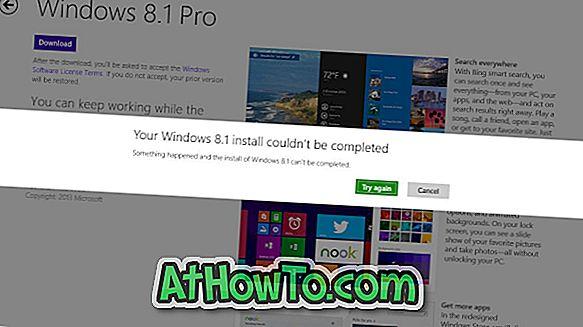 Windows 8.1-Update jetzt herunterladen [Für MSDN- und TechNet-Abonnenten]