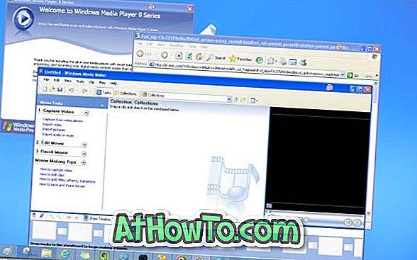 So erhalten Sie den Windows XP-Modus in Windows 8