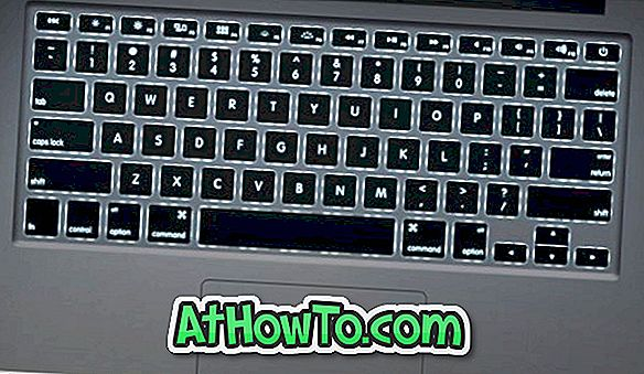 Excluir chave não funciona no MacBook [Windows no Mac]