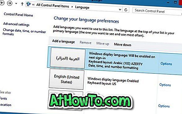 Windows 8 Language Pack - Windows 8 guide