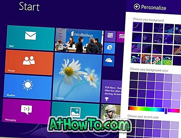 Windows 8.1 (Windows zils) jaunās funkcijas