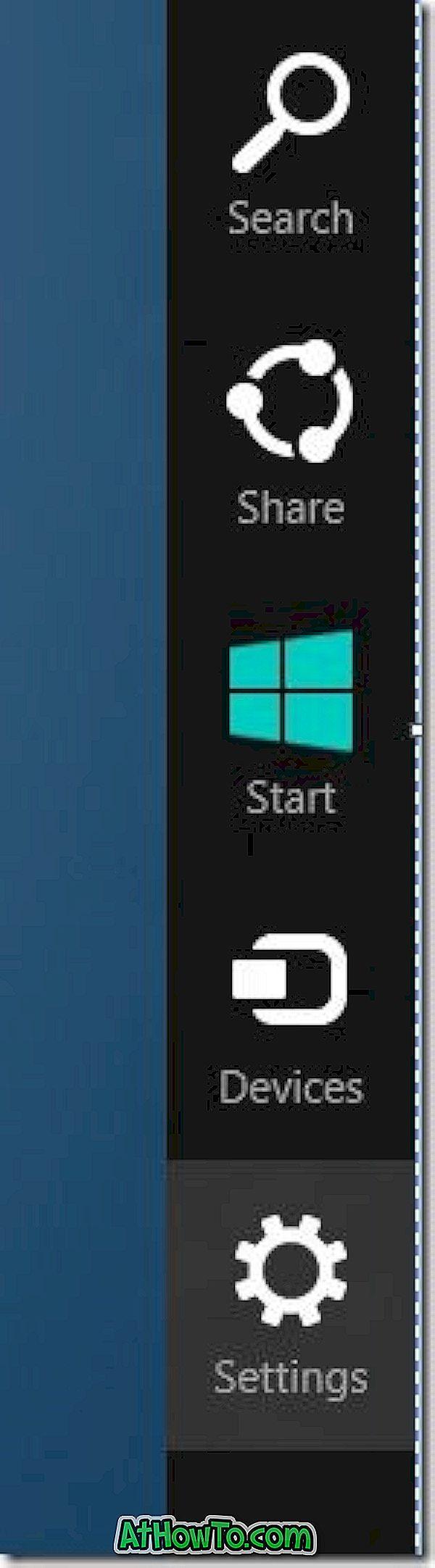 So passen Sie die Bildschirmhelligkeit in Windows 8 automatisch an