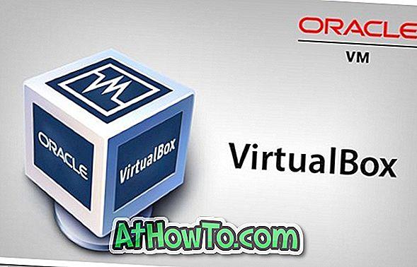 So starten Sie von USB in VirtualBox
