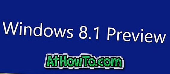 5 choses à savoir avant d'installer Windows 8.1 Preview