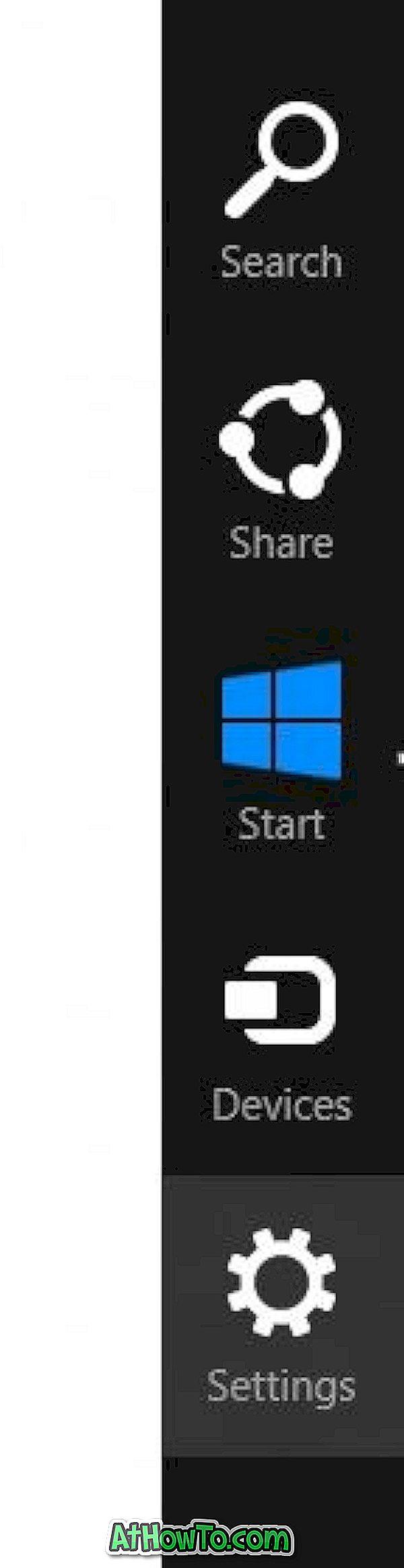 विंडोज 8 में स्थानीय खाते को Microsoft खाते में कैसे स्विच करें