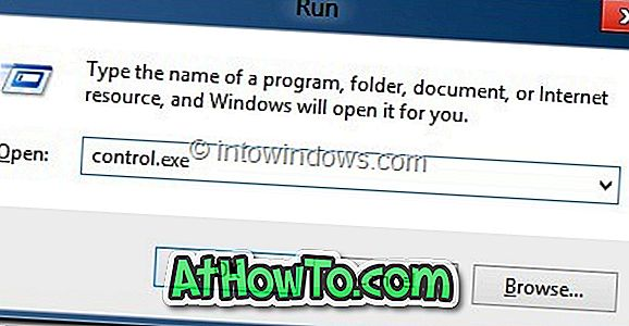 Sådan oprettes Windows 8 Recovery Drive