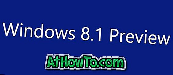Windows 8.1 Preview Udgivet