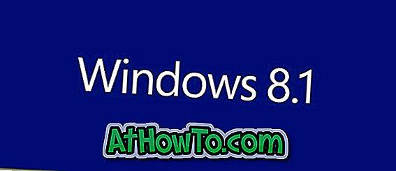 Как да създадем системно резервно копие в Windows 8.1