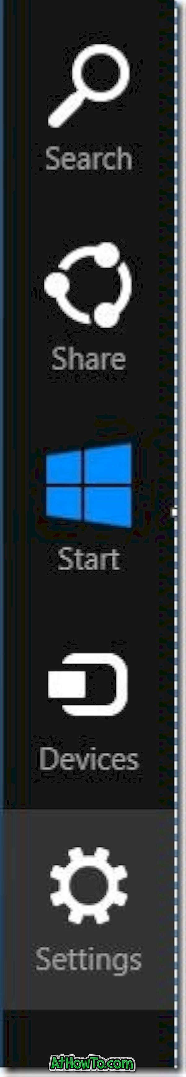 Jak wyświetlić rozmiar aplikacji w systemie Windows 8