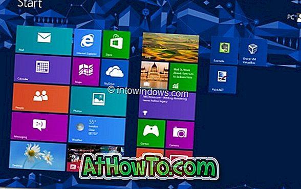 Jak dostosować ekran startowy w systemie Windows 8