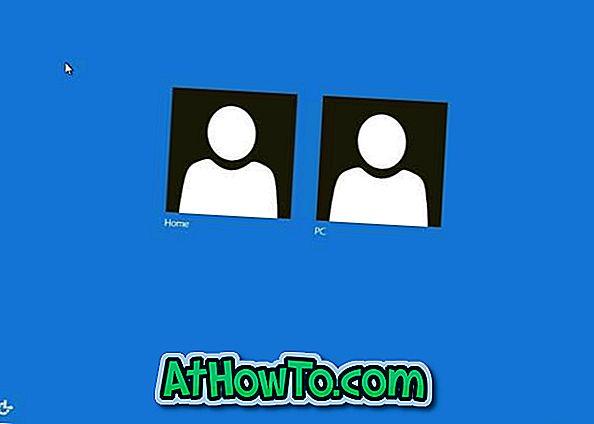 Spremeni znak v ozadju Barva ozadja v sistemu Windows 8 Uporaba Orodje za spreminjanje barve ozadja v ozadju