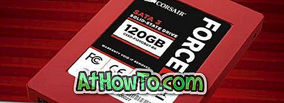 كيفية تحديث البرامج الثابتة قرصان SSD
