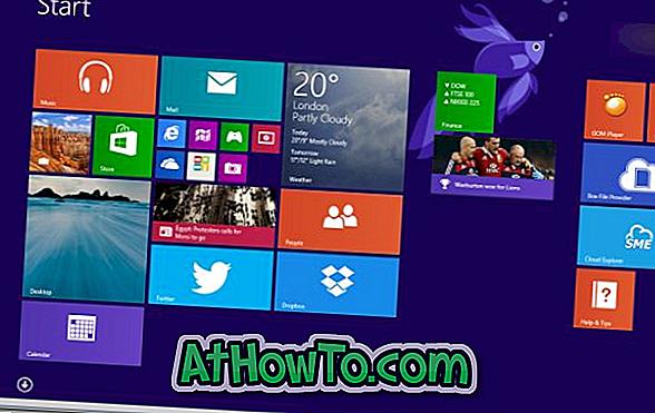 So deaktivieren Sie den Windows 8.1 Metro-Startbildschirm