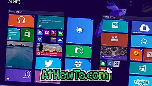 Jak odinstalować wiele aplikacji jednocześnie w systemie Windows 8.1