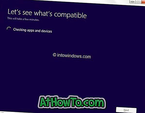 Sådan opgraderes til Windows 8