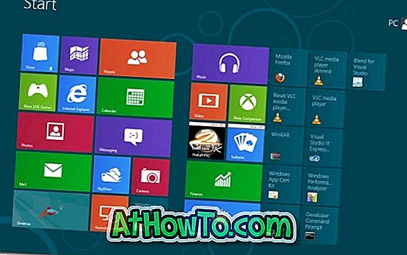 Klasiskais sākums palīdz izlaist Windows 8 sākuma ekrānu, kad piesakāties [Update]