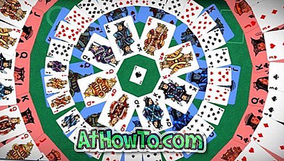 قم بتنزيل ألعاب Microsoft Mahjong و Minesweeper و Solitaire Collection الرسمية لنظام التشغيل Windows 8