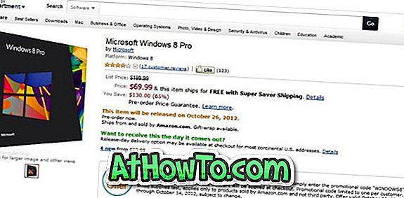 Προ-παραγγείλετε τα Windows 8 με έκπτωση 10 $
